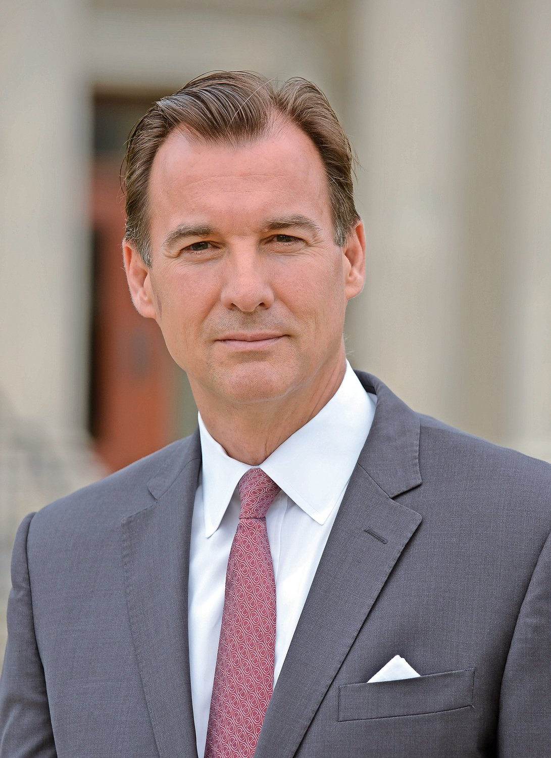 U.S. Rep. Tom Suozzi is waiting for the results from absentee ballots but believes he has won the primary.