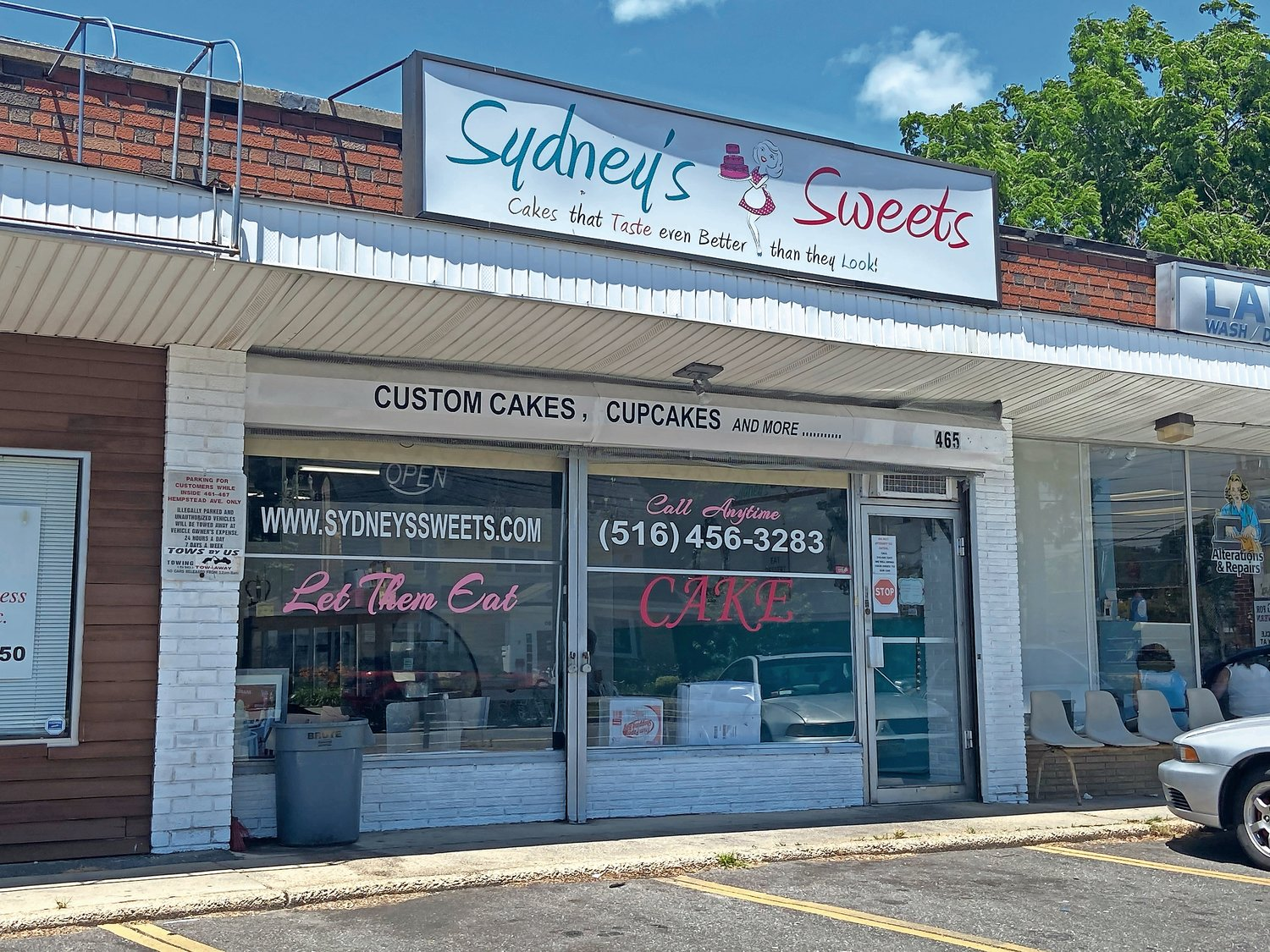 Sydney's Sweets has also made adjustments to their business since the pandemic.