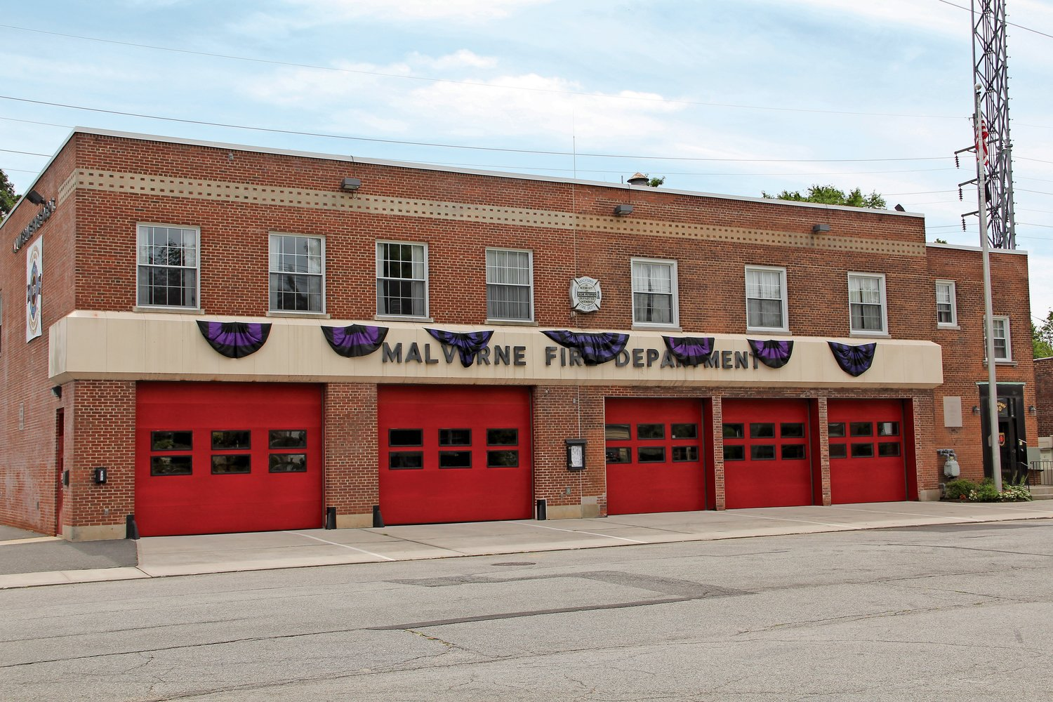 Volunteer fire departments across New York state, including the Malverne Fire Department will benefit from the newly signed legislation that will protect the Length Of Service Award Program.