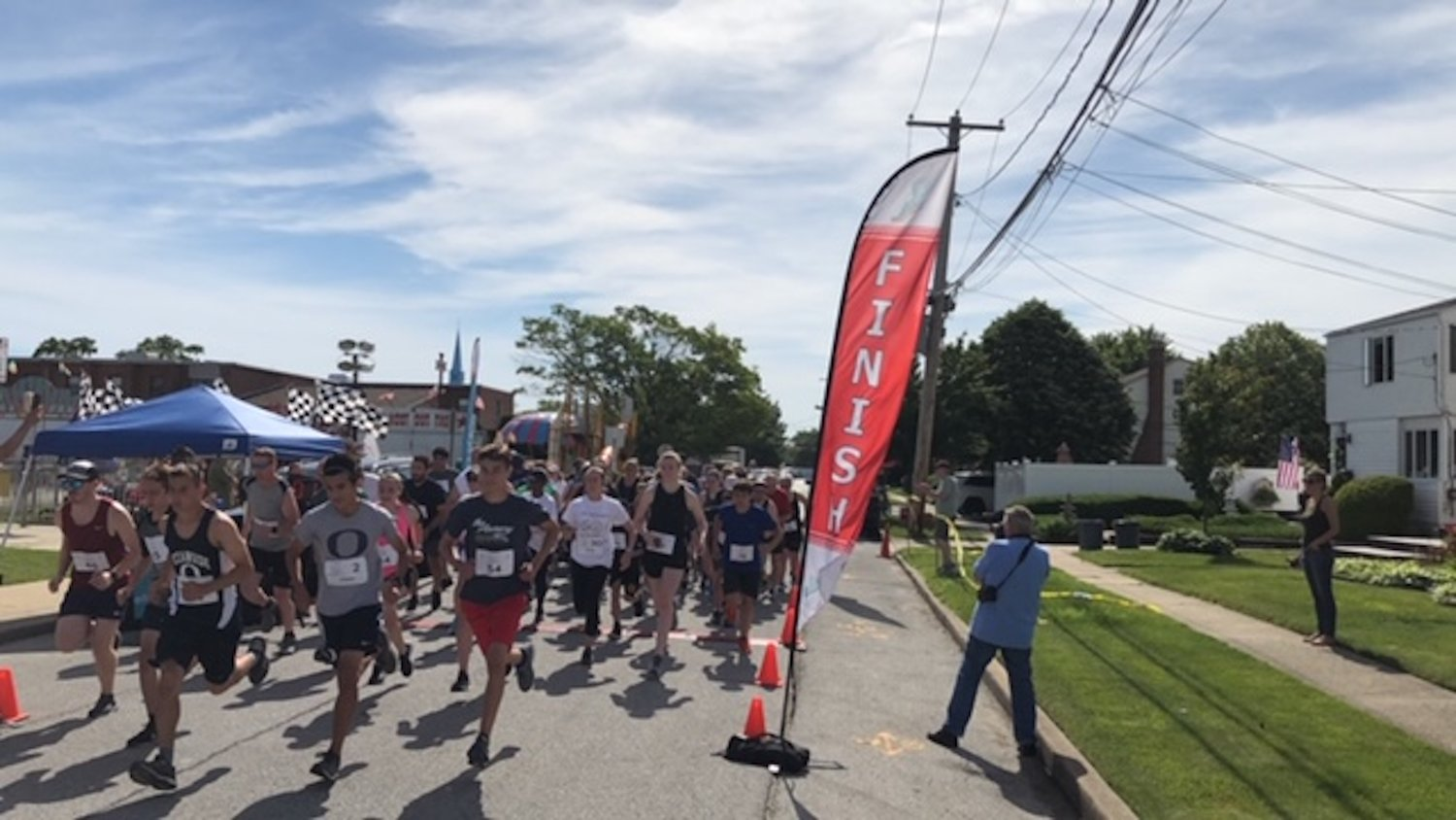 St. Anthony's parishioners are hosting a virtual 5K from July 10 to 19 as a fundraiser for the church, which saw donations drop after the coronavirus pandemic began.