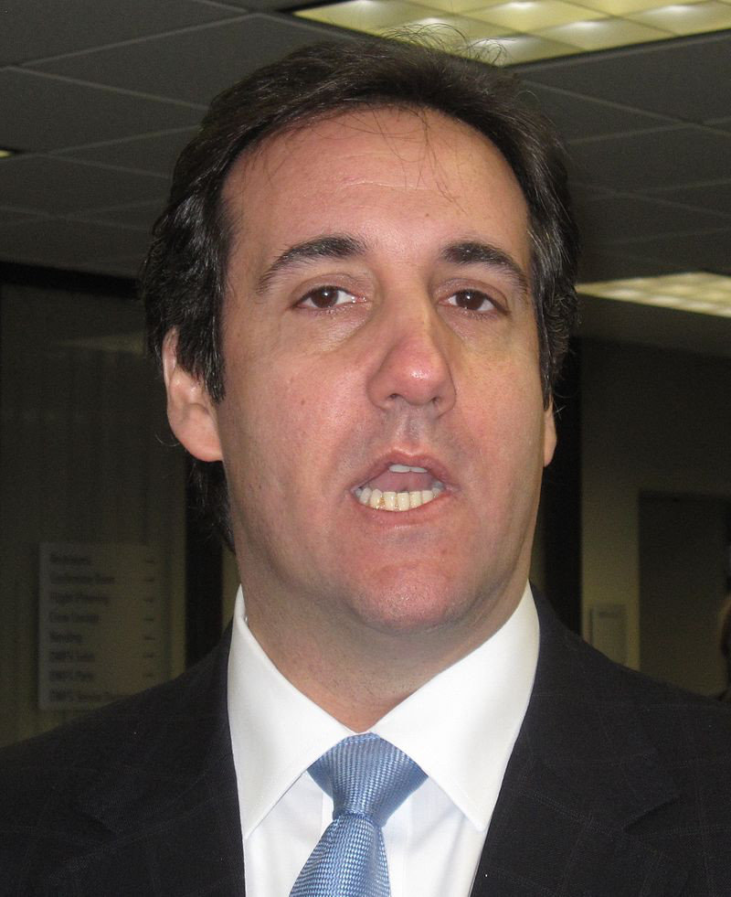 Lawrence native and former lawyer for President Donald Trump, Michael Cohen was returned to upstate Otisville prison after violating the terms of his furloughed prison release.