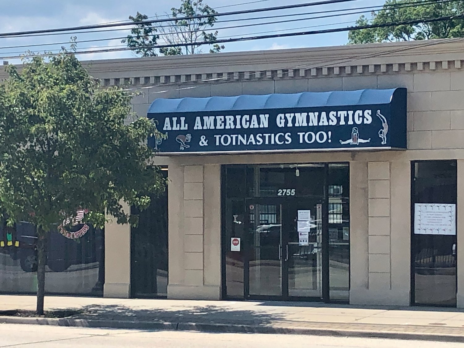 "All-American Gymnastics and Totnastics Too in Bellmore enjoyed a ""fantastic"" opening week, co-owner Ori Wilner said."
