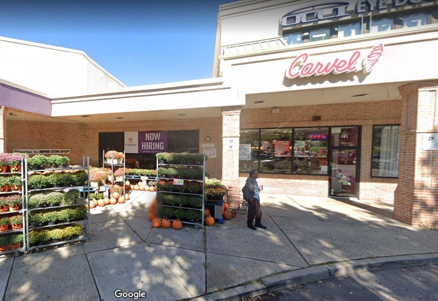 The Glen Cove Carvel has come under fire after an alleged incident where a manager was terminated for refusing to complete a transaction with a customer who wasn't wearing a mask.