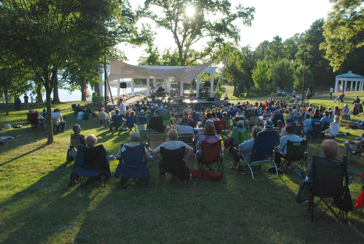 The Morgan Park Summer Music Festival has cancelled its 2020 season of free concerts in the park.