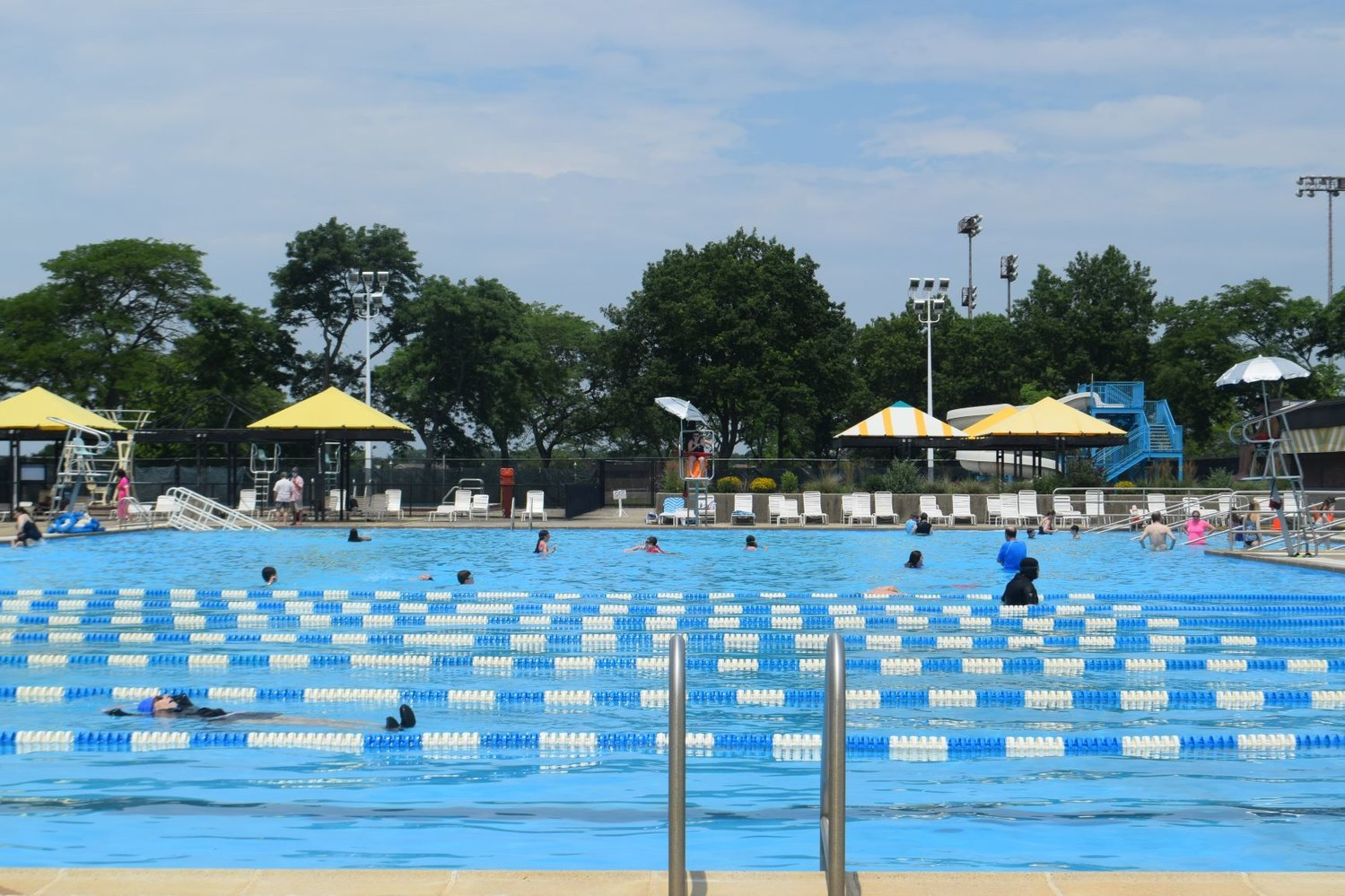 North Woodmere Park To Serve As Cooling Center