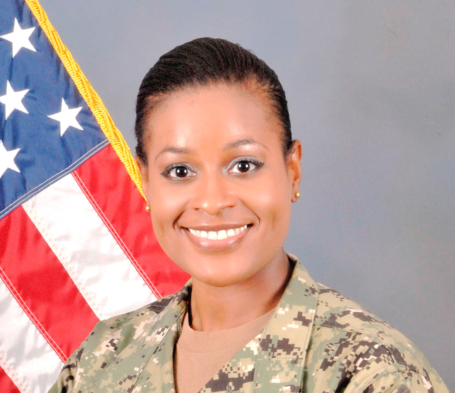 Yvonne Armstrong, 40, is an economics professor at the U.S. Naval Academy in Annapolis, Md.