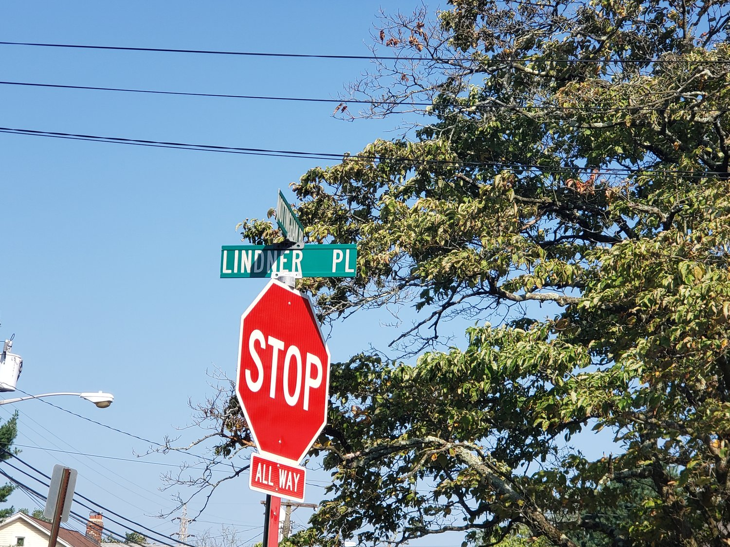 Residents started a petition in July to rename Malverne's Linder Place to Cherry Lane.