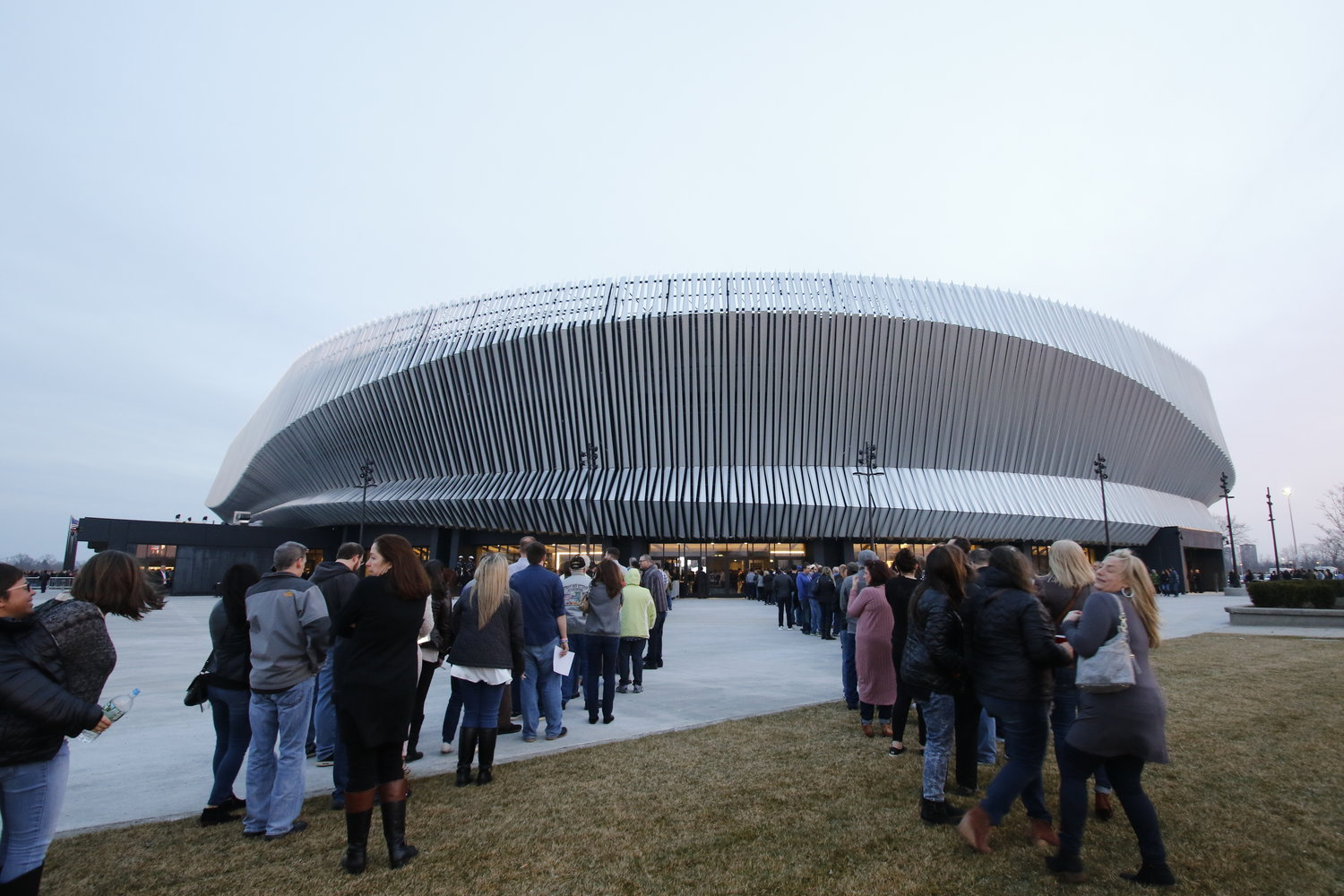 Nassau Coliseum is expected to see a spike in concert activity in late 2021 and early 2022, according to a report from the Nassau County Industrial Development Agency.