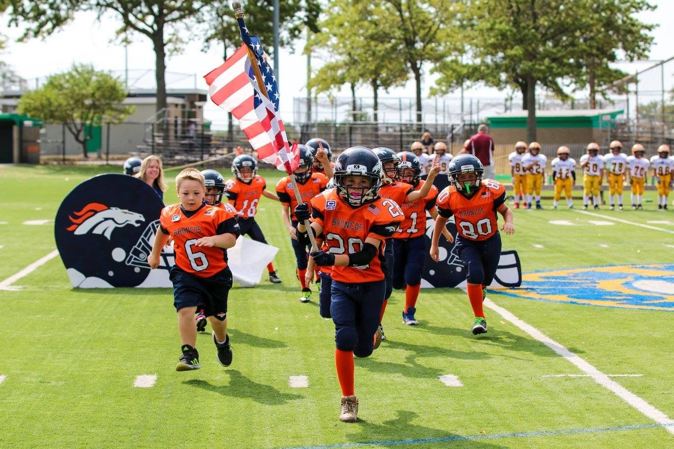 The Long Island Broncos 2020 football season is in limbo, after Gov. Andrew Cuomo's Monday announcement on youth sports limitations.