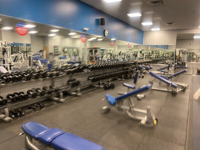 Synergy Fitness reopened its Baldwin location on Aug. 26.