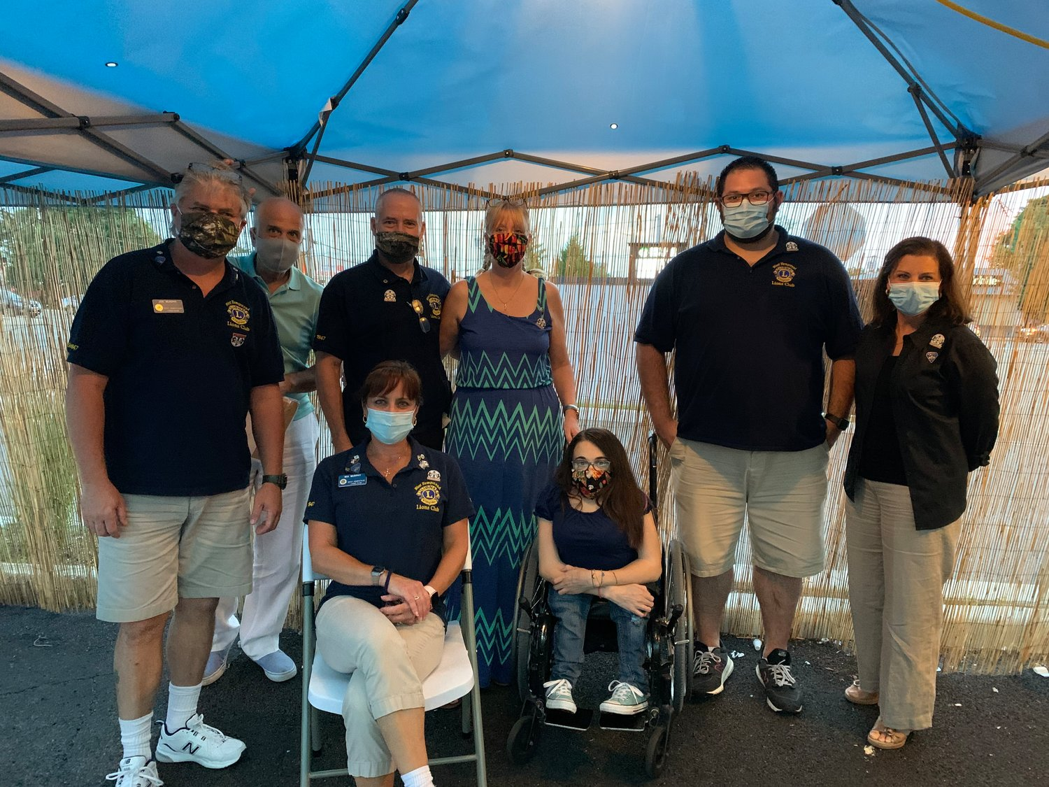 The West Hempstead Lions Club held their annual installation dinner earlier this summer.