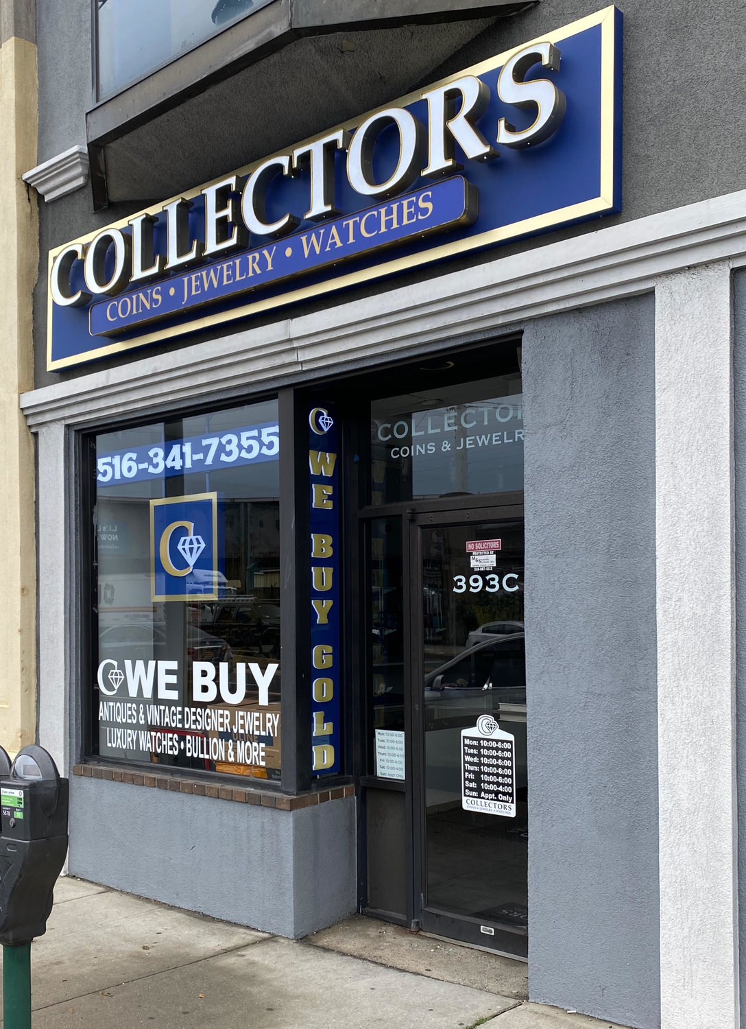 Collectors Coin and Jewelry in Lynbrook has been in business for more than 70 years.
