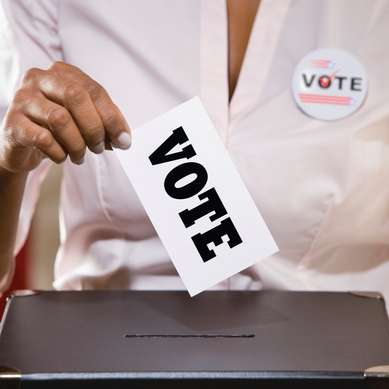 Voters can vote by absentee ballot, early vote or vote on Election Day this year.