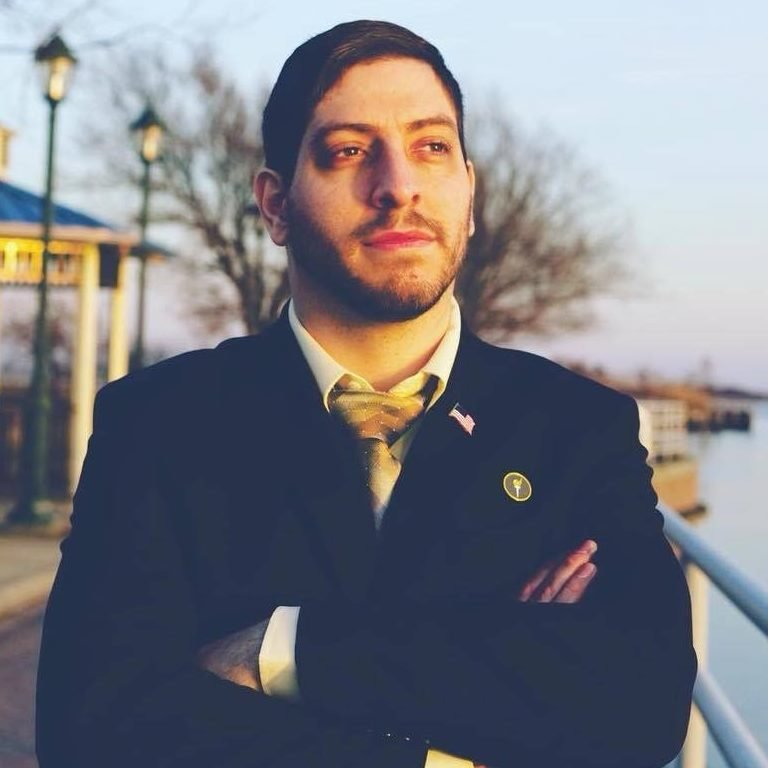 Jonathan Gunther, a Libertarian from Levittown, is also running for the seat. Below is his biographical information: