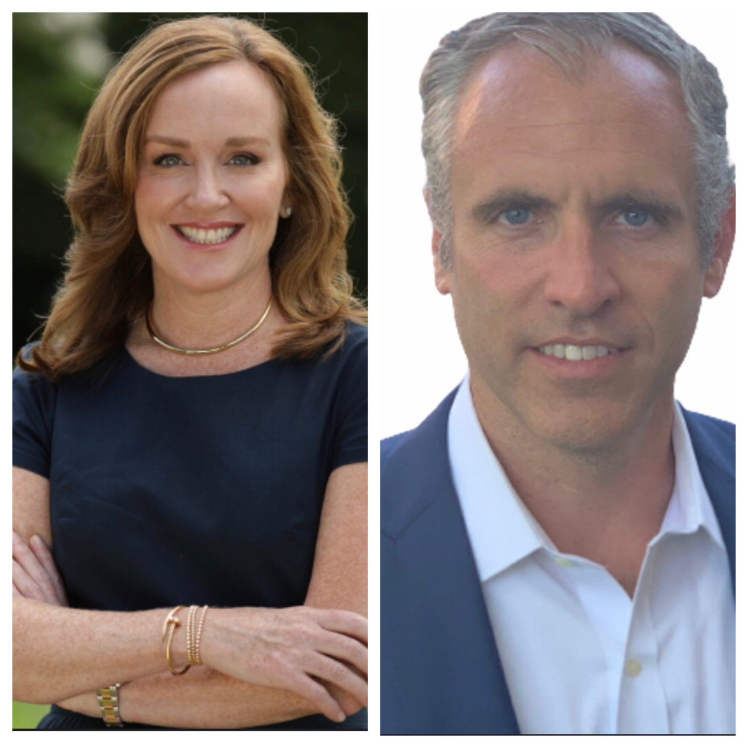Kathleen Rice and Douglas Tuman are vying in the Fourth Congressional District.