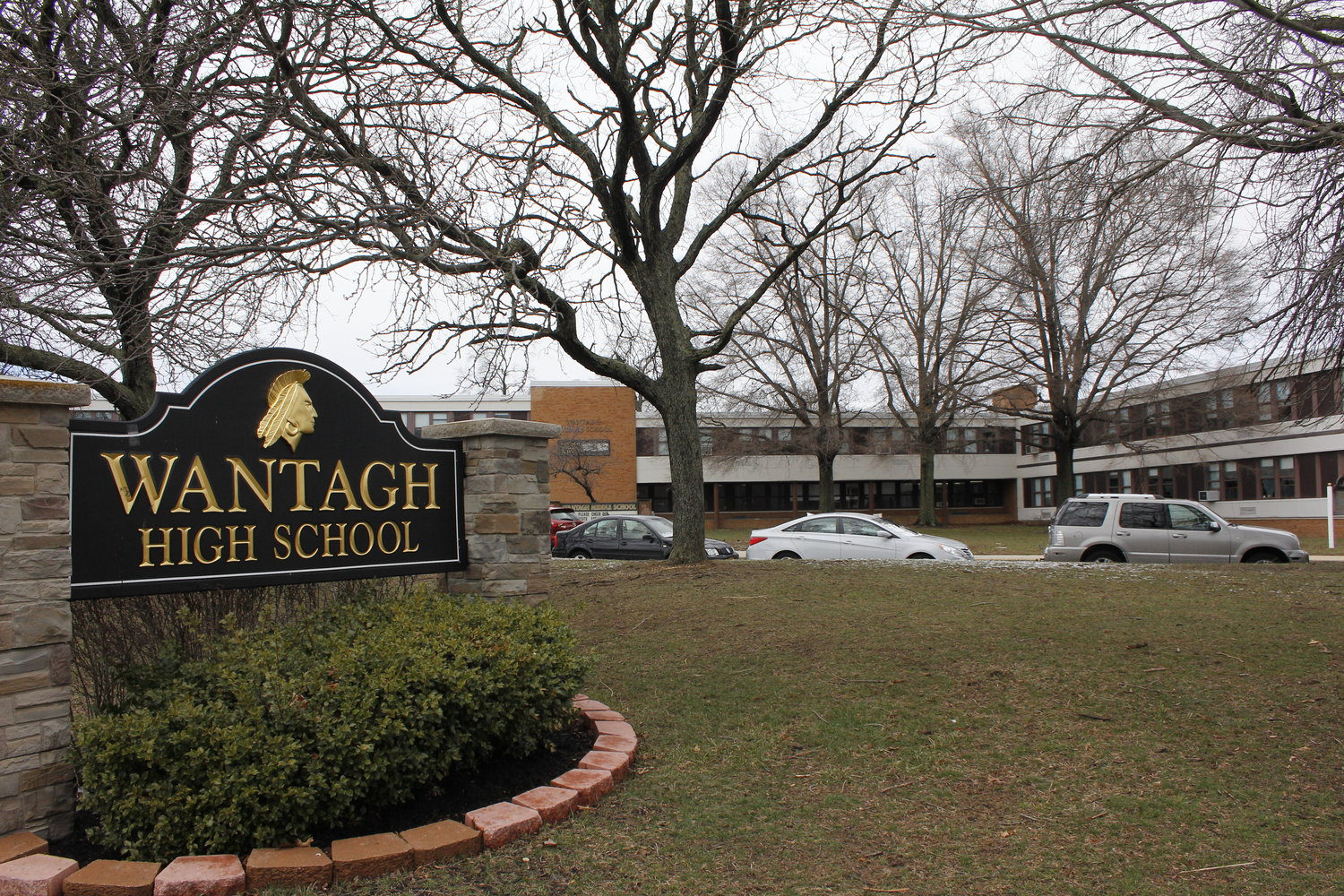 Wantagh High School and Wantagh Middle School were closed on Oct. 19 due to a positive Covid-19 test.