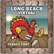 The Long Beach Virtual Turkey Trot is currently open for registration.
