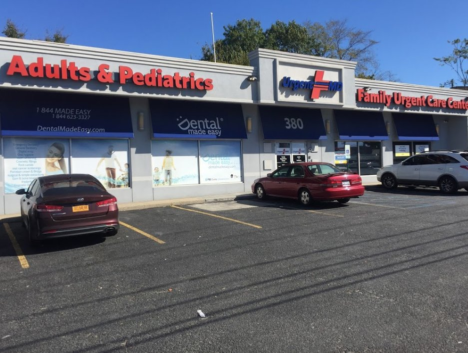 The Urgent Care center at 380 Rockaway Turnpike in Cedarhurst has fluctuating waiting lines with Covid-19 cases increasing.