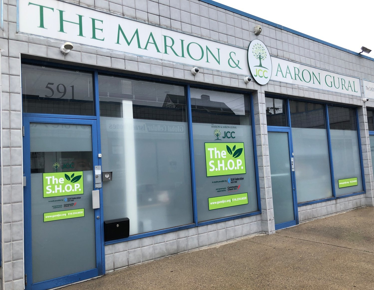 The Marion & Aaron Gural JCC's SHOP in Cedarhurst is part of the UJA-Federation New York's seven-location job training and services hubs.