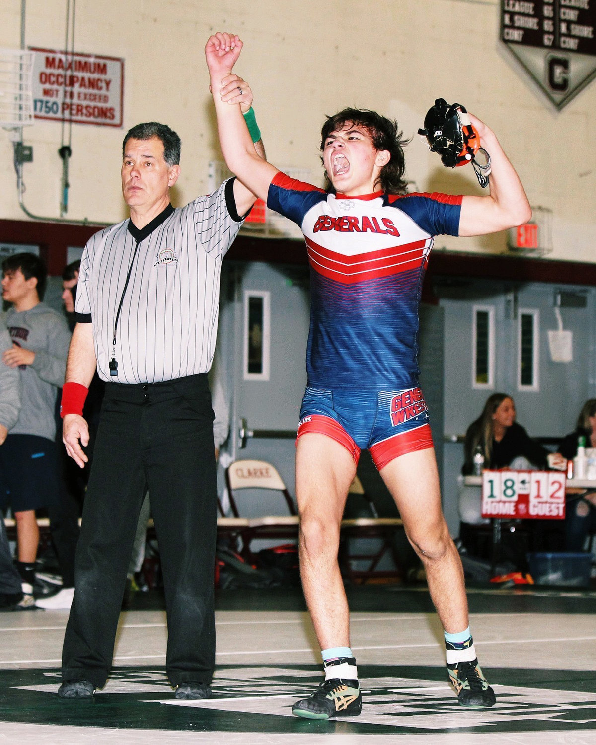 MacArthur's Jake Schneider is fielding offers from numerous colleges while holding out some hope that his senior wrestling season isn't canceled.