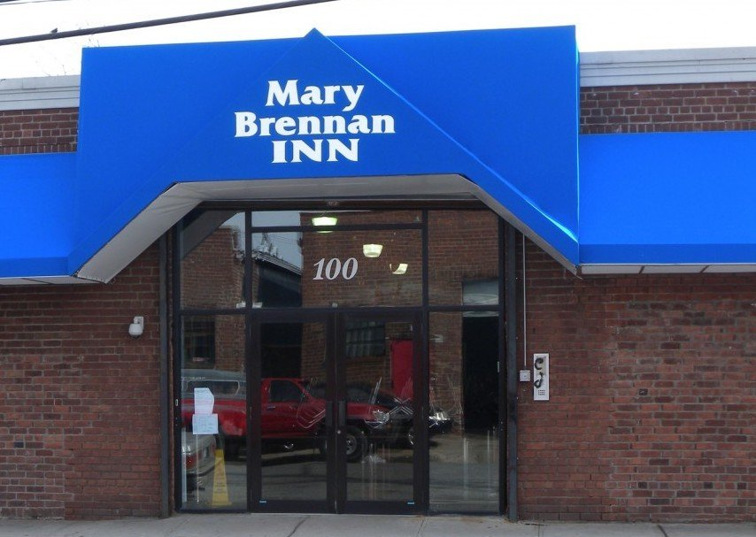 The Mary Brennan INN in Hempstead will host a contactless food drive on Jan. 16.