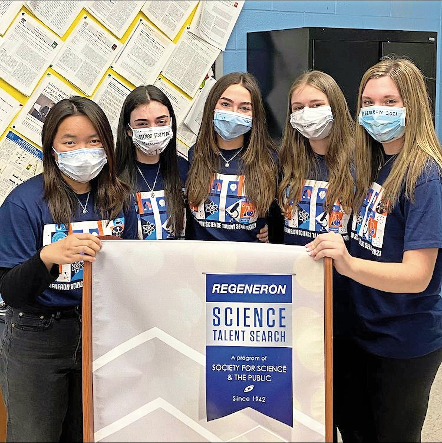The Regeneron Science Talent Search is a program of the Society for Science, and is considered one of the most prestigious pre-college science competitions in the country.