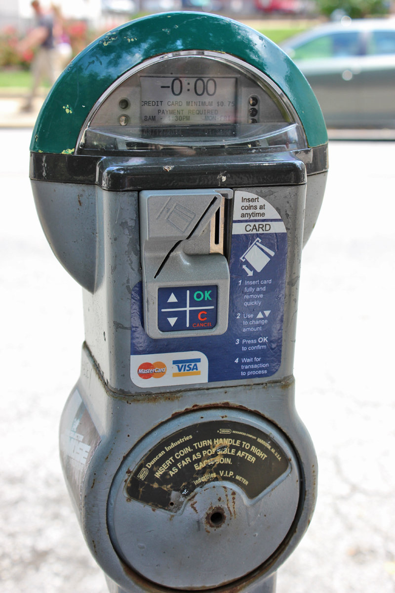 Cedarhurst village is offering a limited number of  prepaid meter parking permits for $1,300.
