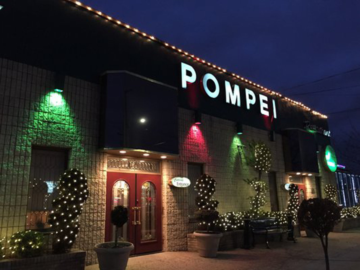 Pompei restaurant, at 401 Hempstead Ave. in West Hempstead, closed in December.