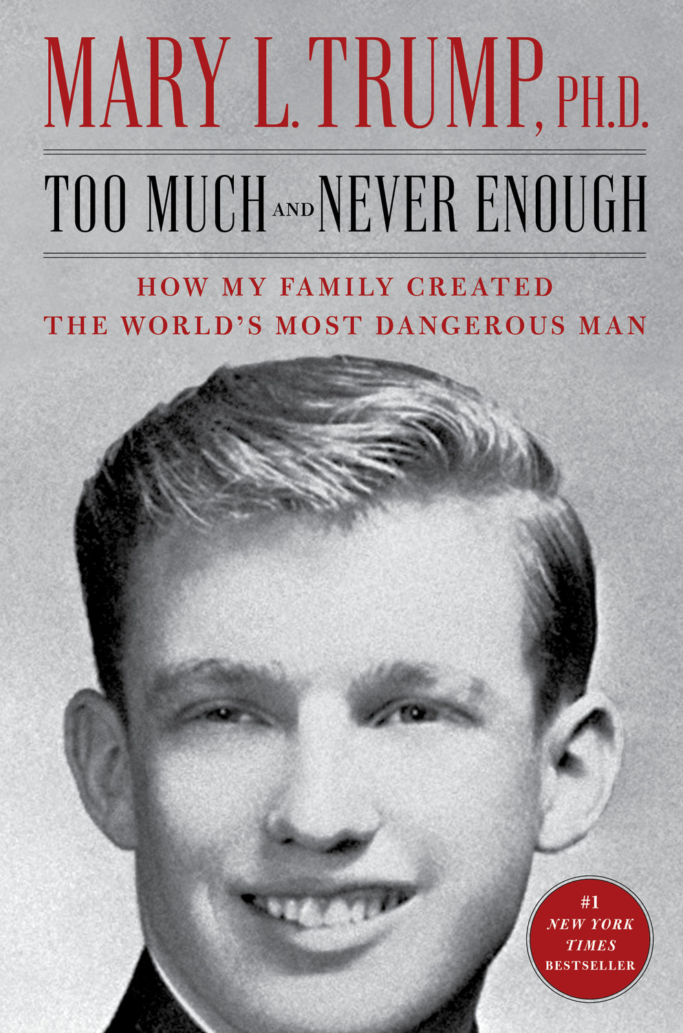 "Mary Trump's best-seller, ""Too Much and Never Enough: How My Family Created the World's Most Dangerous Man,"" brought her widespread acclaim — and some derision on Twitter."