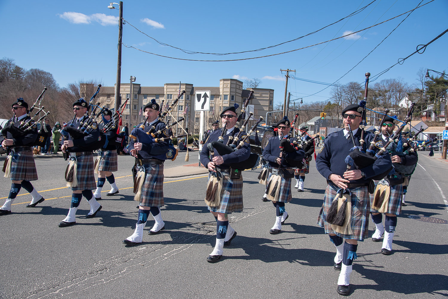 The annual Glen Cove St. Patrick's Day will not be making its way down the streets of Glen Cove this way.