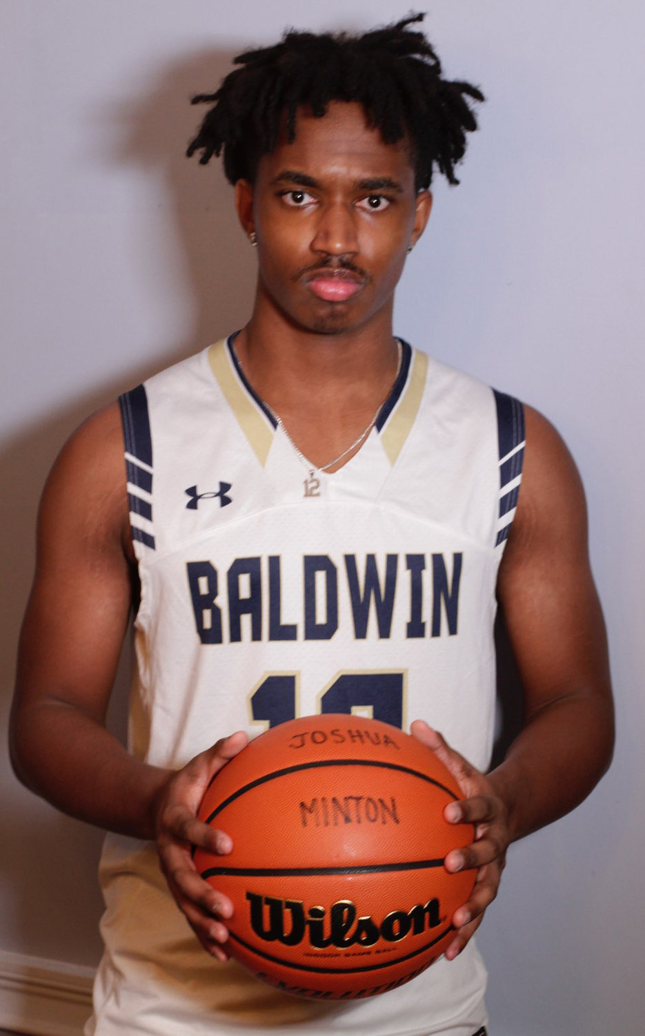 Joshua Minton, a guard/forward combo, totaled 26 points over the first two games.