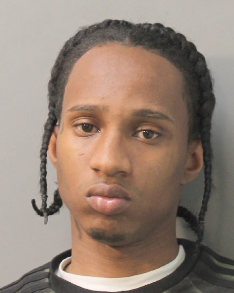Hassan Moore was arrested for allegedly assaulting a Nassau Inter-County Express bus driver.