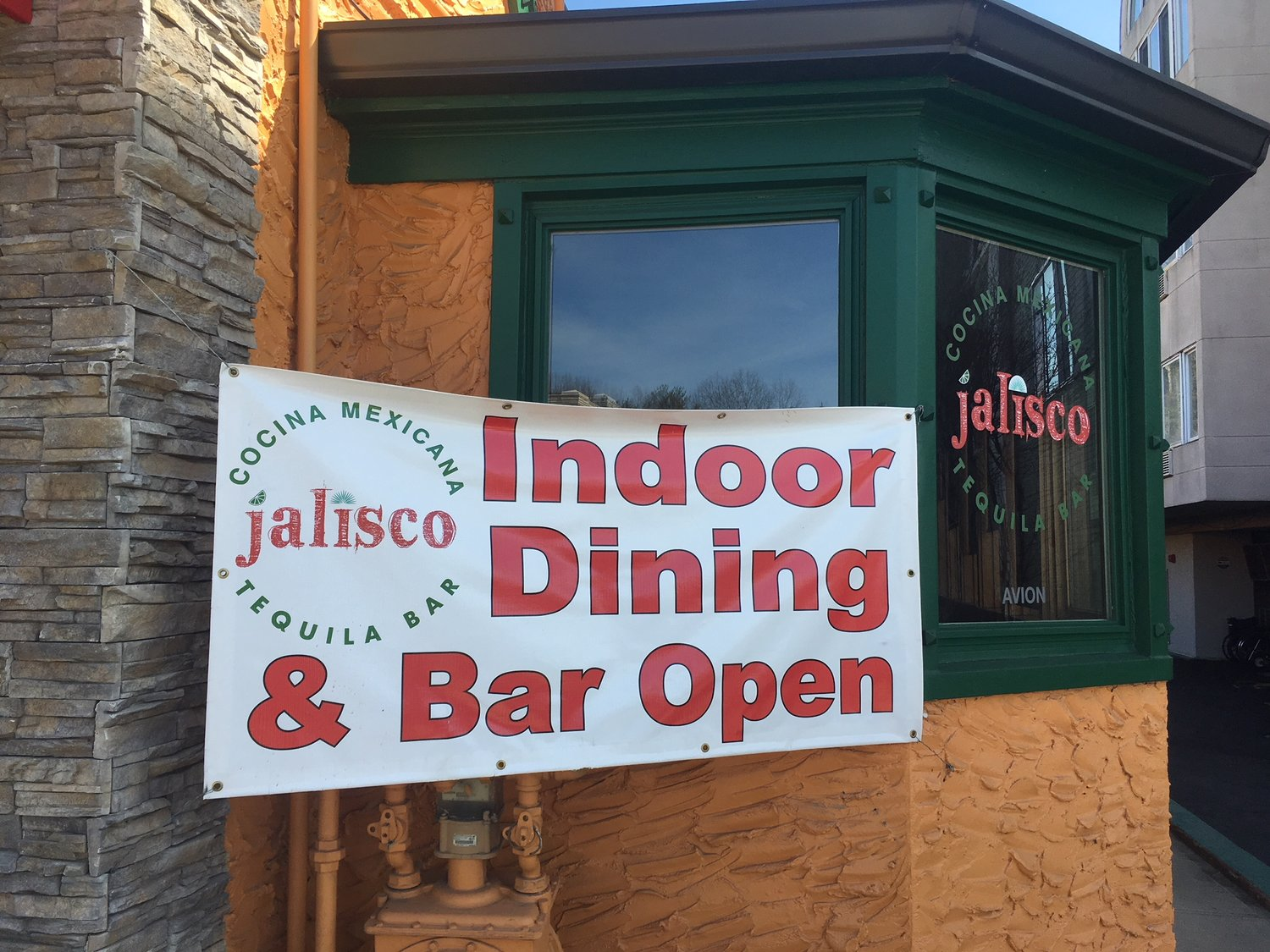 Jalisco Cocina Mexicana & Tequila Bar, on School Street, can accommodate at least 10 more guests under the new guidelines.
