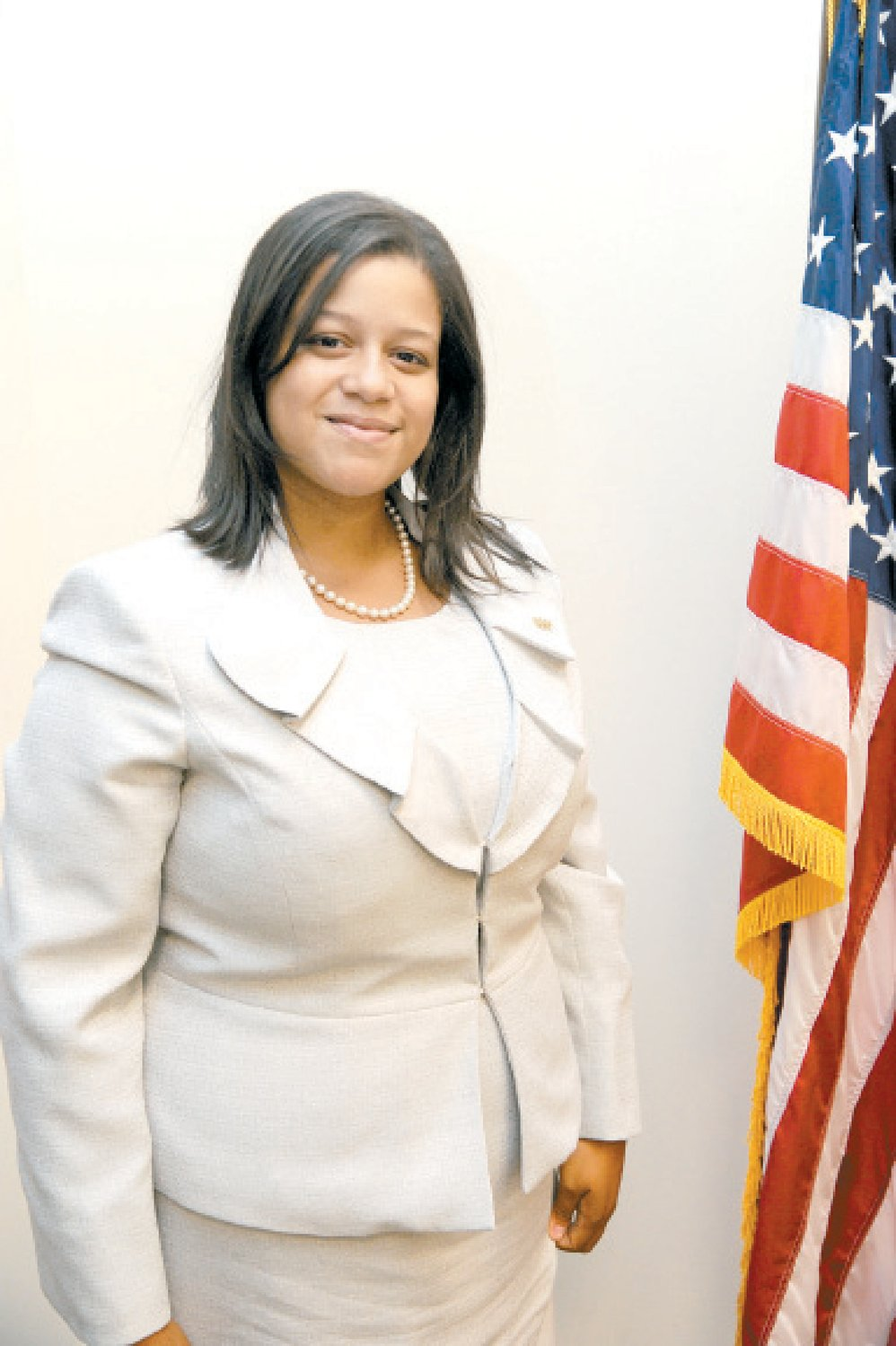 Assemblywoman Michaelle Solages was a co-sponsor of the legalization bill in the Assembly.