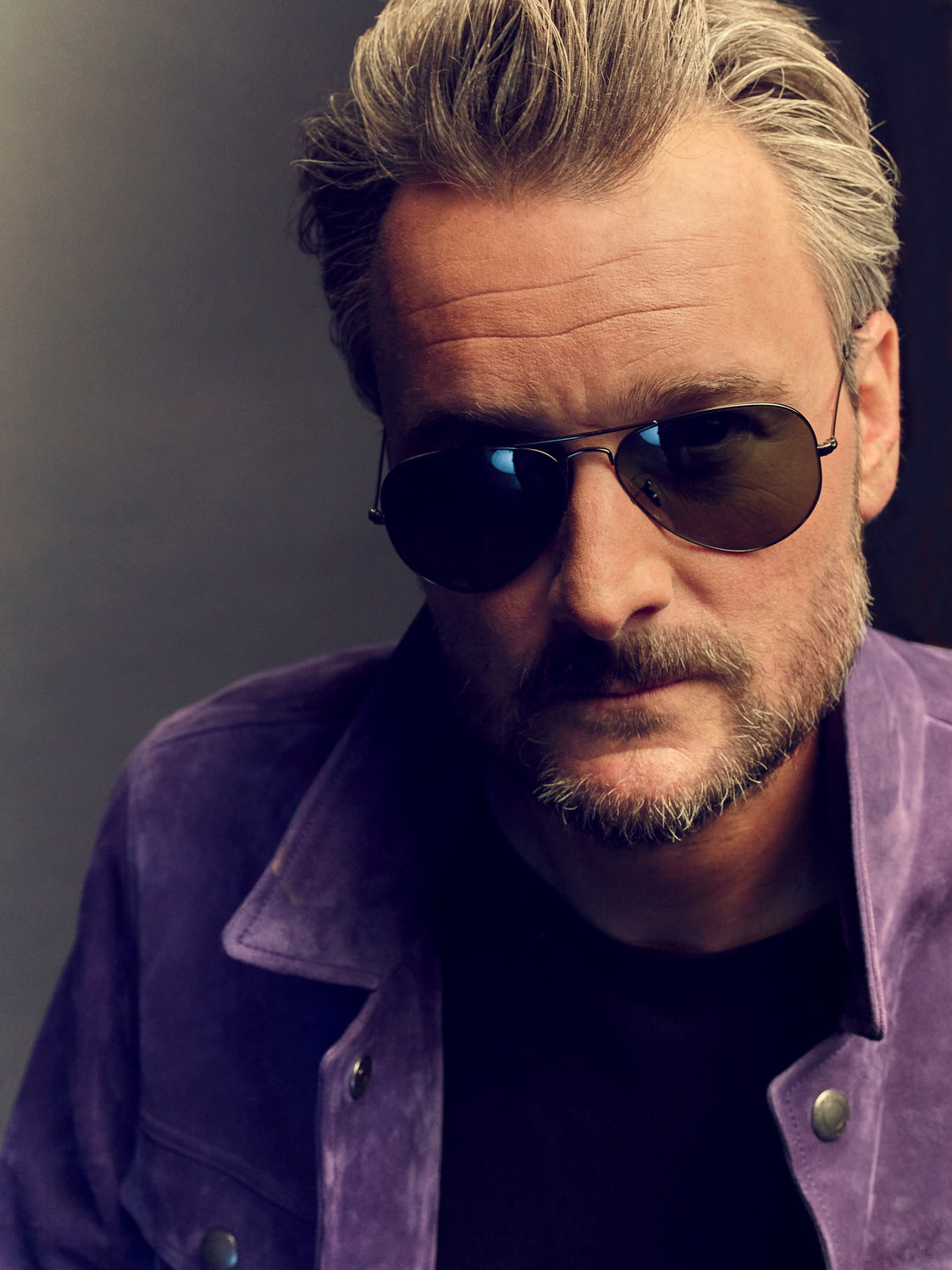 Country music star Eric Church will perform at the UBS Arena on Dec. 4.