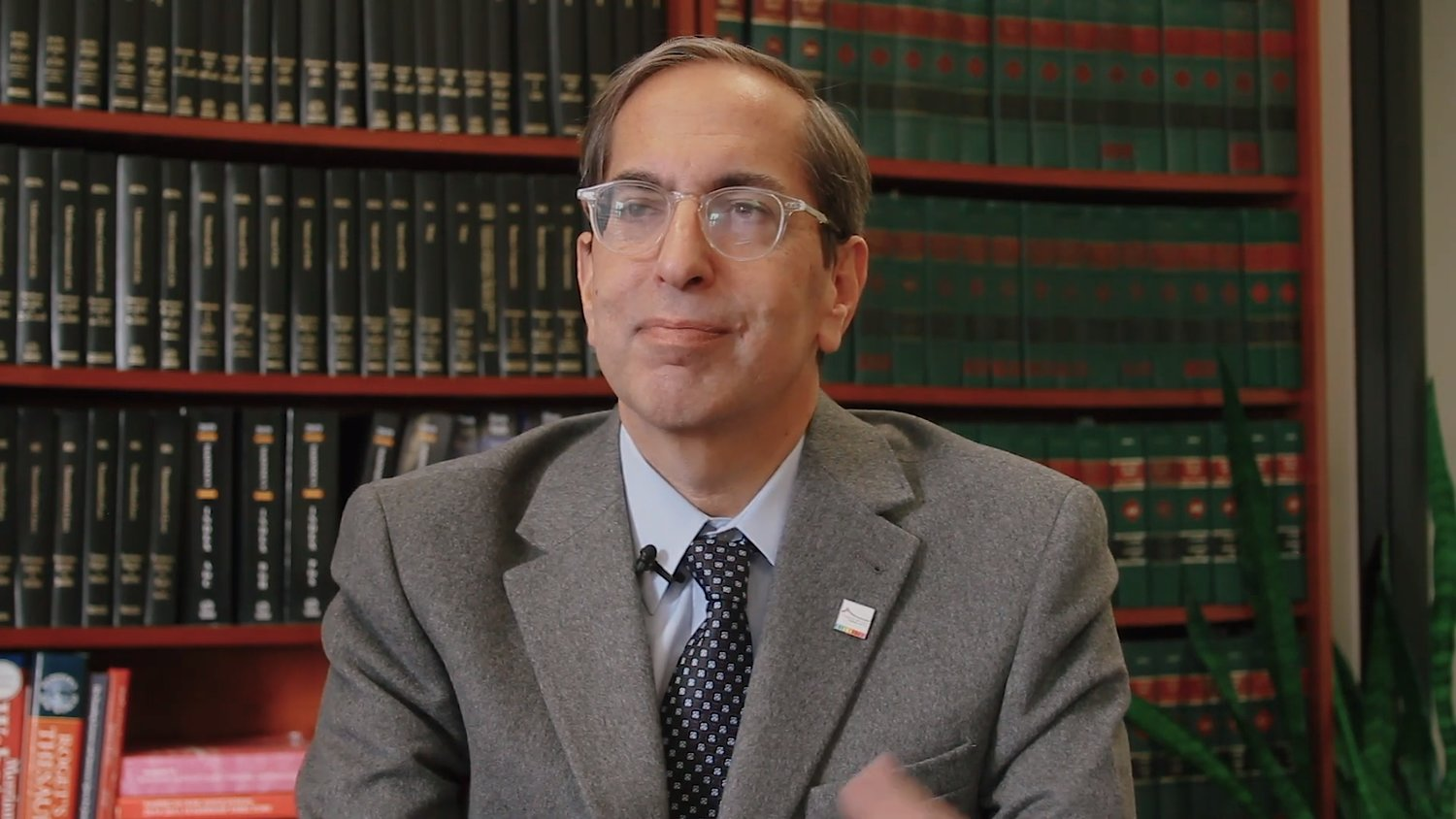 The LGBT Bar Association of New York released a recorded interview with Feinman after his death.
