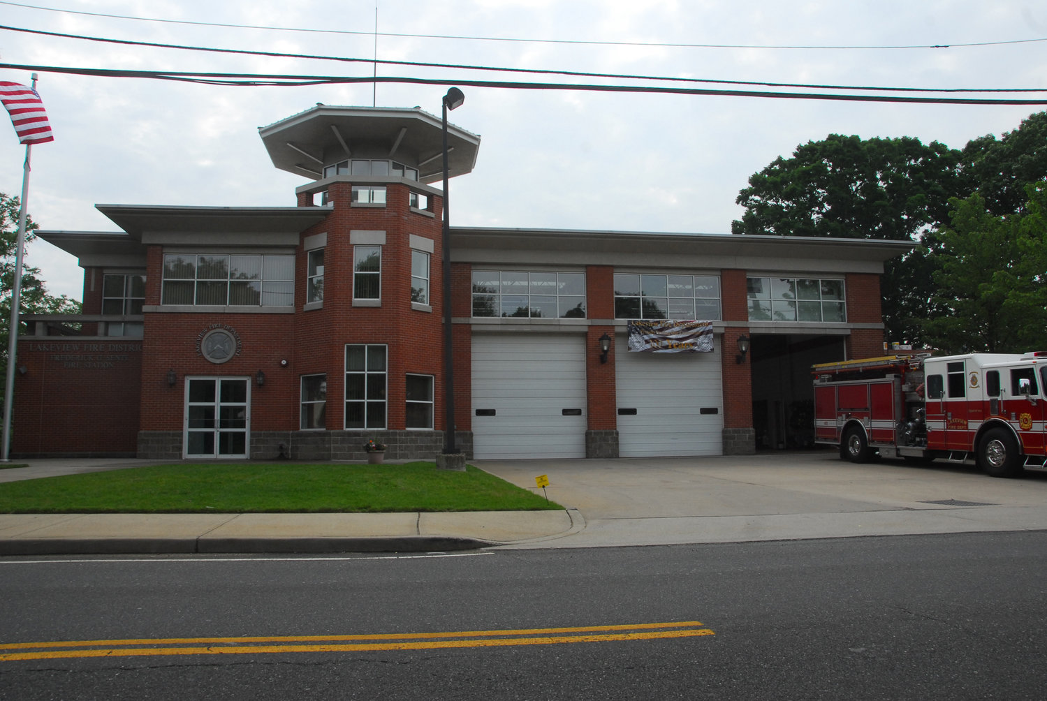 The Lakeview Fire Department is facing a lawsuit for alleged harassment, which was filed by former Lakeview firefighter Yonatan Klein on March 19.