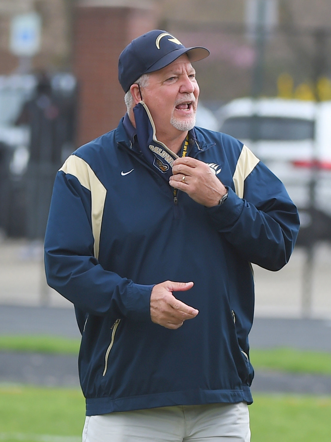 Baldwin head coach Steve Carroll is retiring from the football program after 34 years at the helm and a record 165 victories, including 24 playoff wins and a county title.