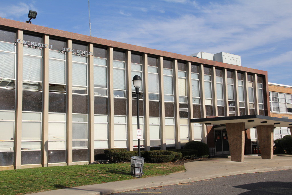 Hewlett High School will be the venue for a Board of Education Candidates Night on May 5 from 7 to 9 p.m.