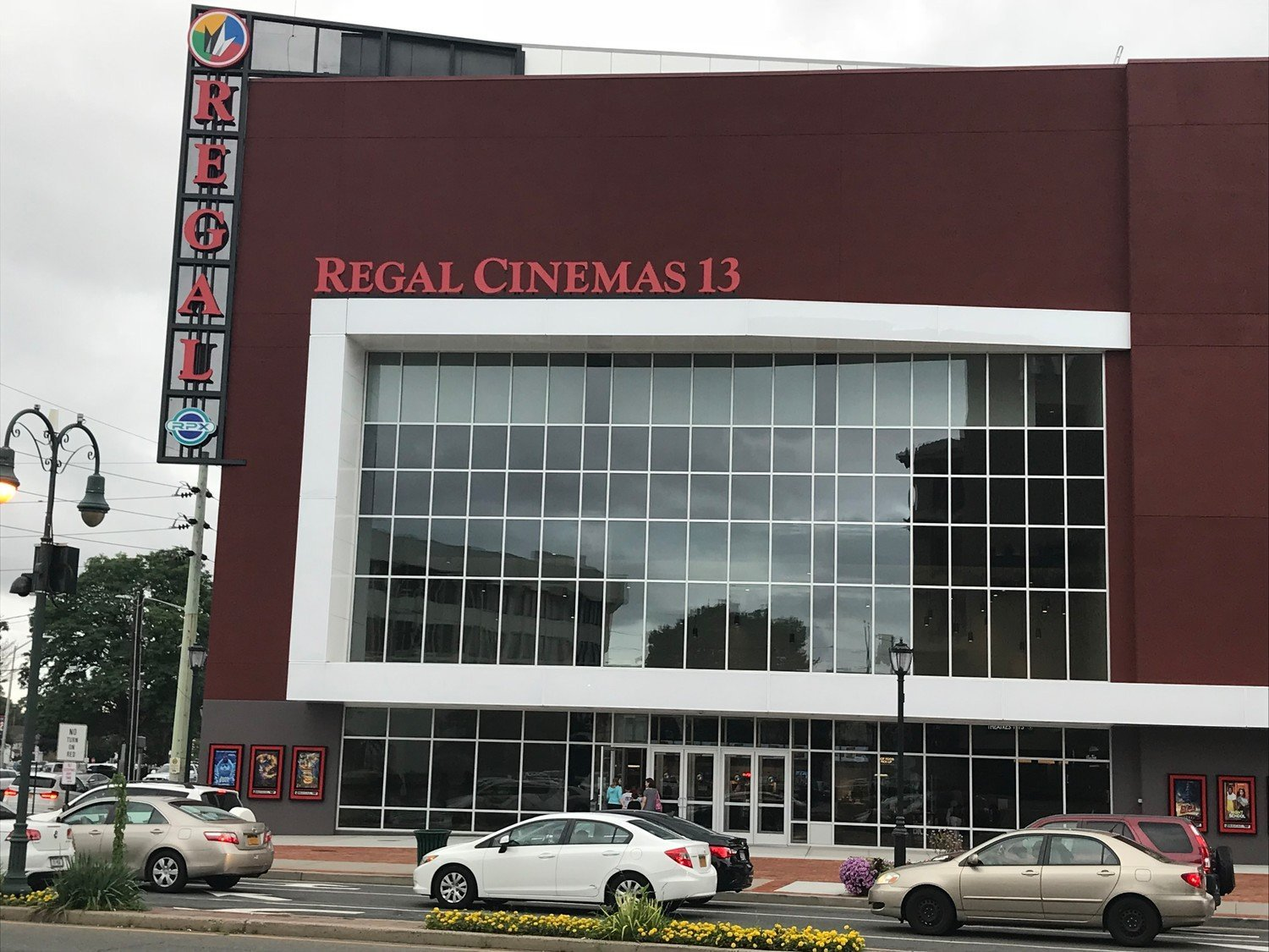 Mayor Alan Beach said he was excited that Regal Cinemas 13 reopened last Friday, and village board members said they hoped to bring back outdoor dining in the near future to help local restaurants.