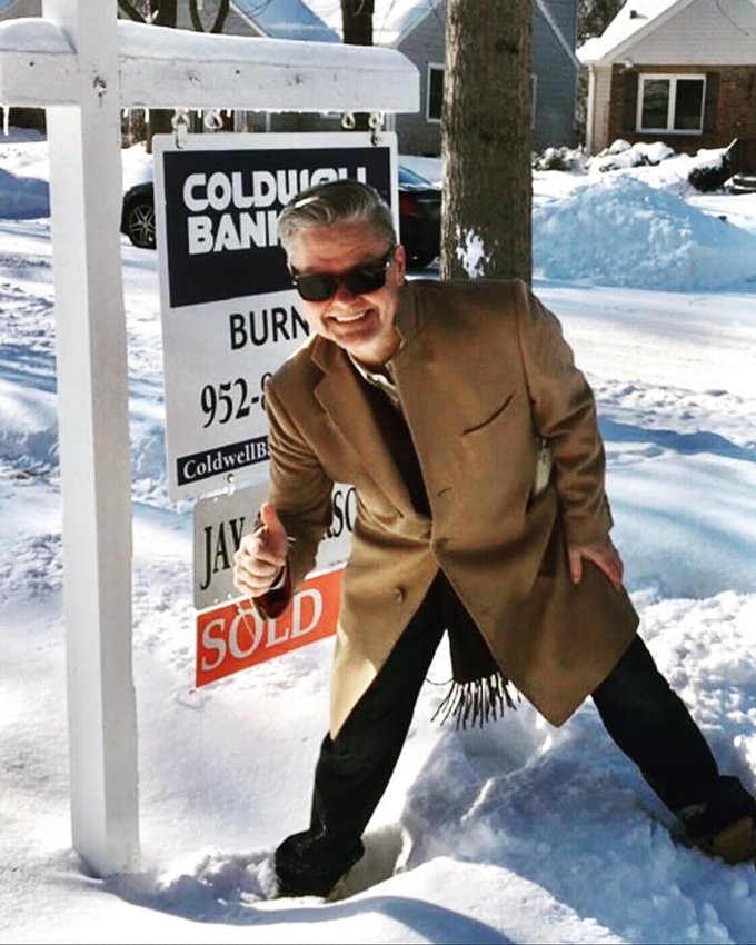 South Minneapolis real estate agent Jay Anderson encourages people to consider using the COVID-19 addendum for a purchase agreement.