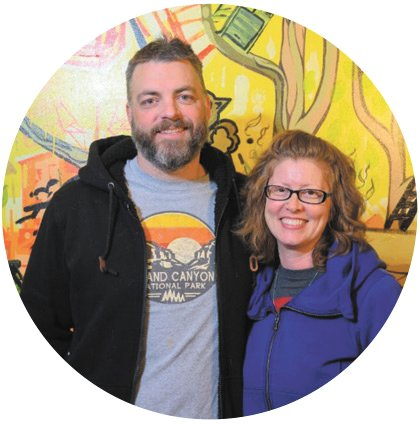 Jesse and Marion Dunbar of Happy Earth Cleaning sold their businesses to their workers when they moved back to Seattle, Wash.