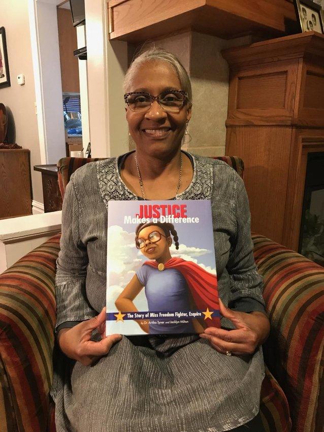 Co-author Jacklyn MIlton
