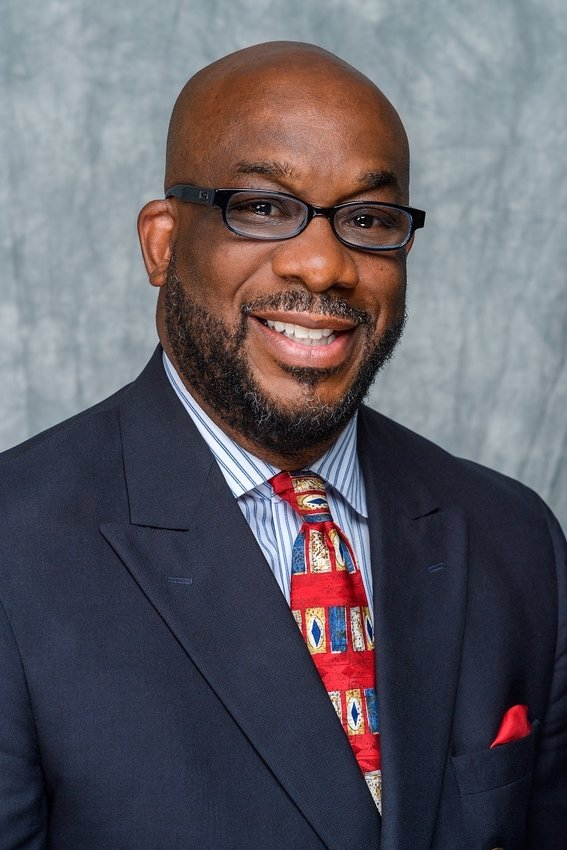 "Trent Bowman is the president of NAREB, a coalition of Black real estate professionals. He said, ""Throughout history, people of color have been left out of the homeownership game. It's about leaving a legacy. It's about building wealth in our communities. We have to understand the history of housing discrimination, so we can work in the present to leave something for our kids in the future."" (Photo courtesy of NAREB)"