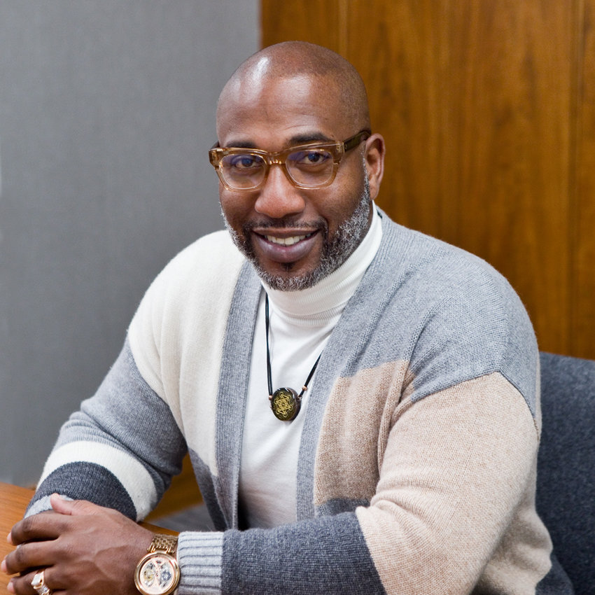 Activist and orator Danny Givens has been chosen as the first director of Transforming Systems Together (TST) – an initiative to improve, rethink, and reshape services and programs to be more equitable for everyone in Ramsey County. (Photo by Margie O'Loughlin)