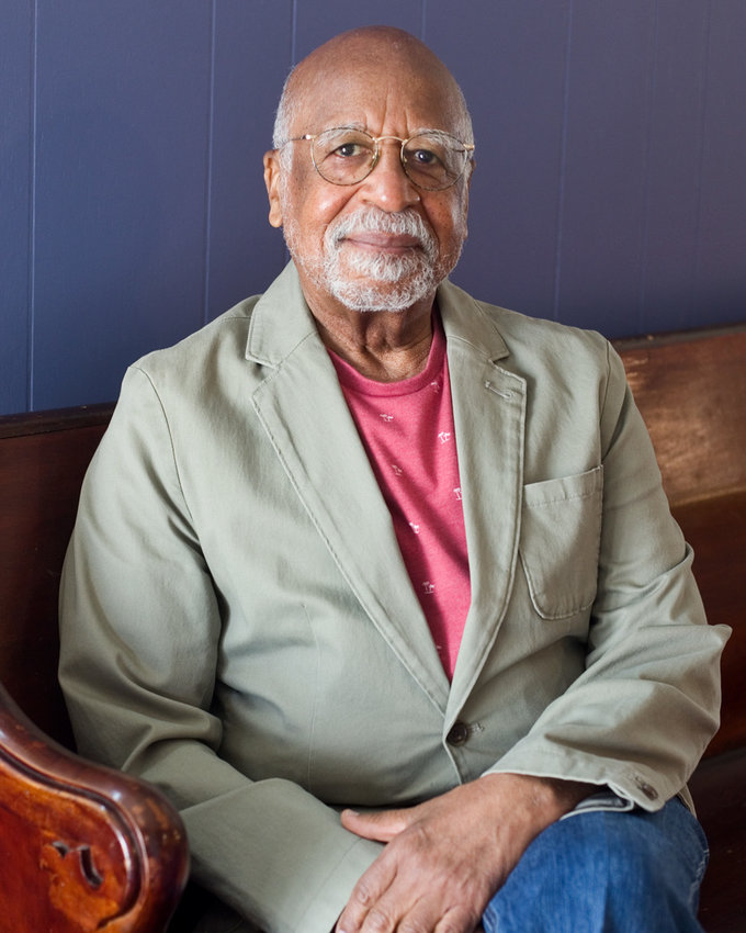 Marvin Roger Anderson is advocating for a Rondo Land Bridge.