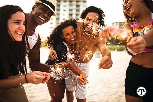 Many Americans are celebrating COVID receding with an alcohol-free day, season or longer.
