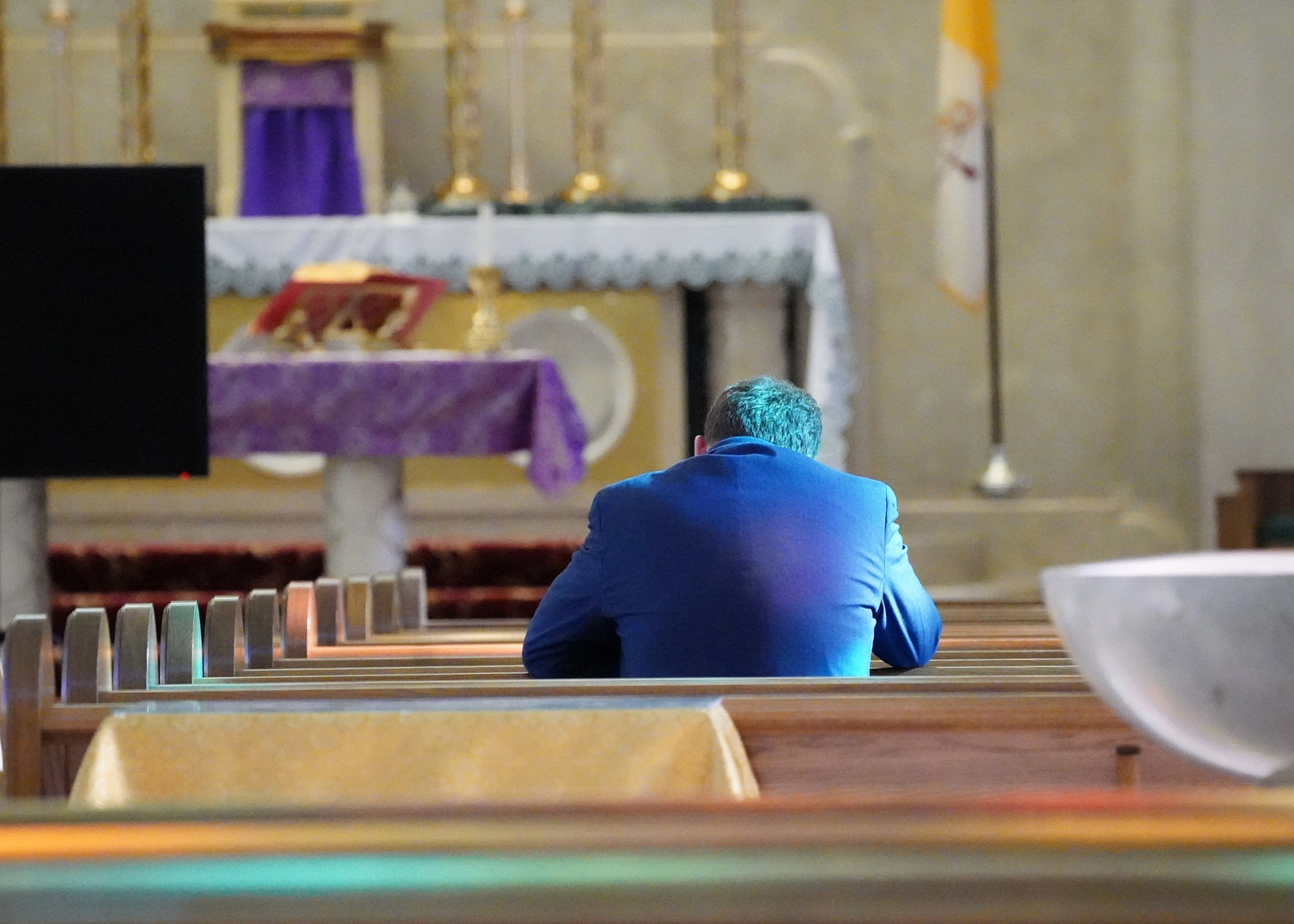 Church life is expected to reflect new practices when public Masses resume.
