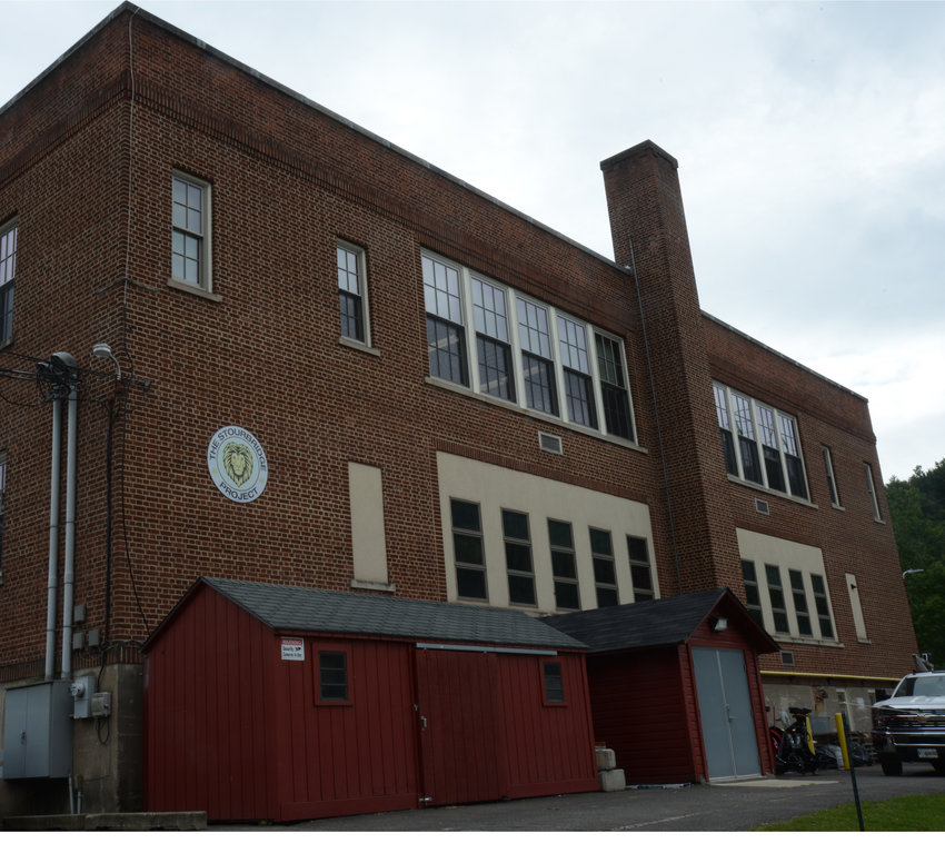 The Stourbridge Project in Honesdale, PA is a business incubator and co-working space.
