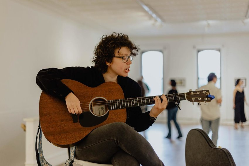 Gabby Borges is the featured artist for this month's River Recordings, a new series by The River Reporter